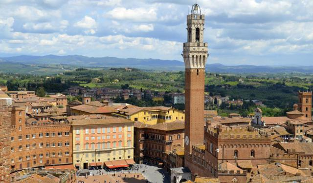 Sightseeing Tour of Siena Siena Italy