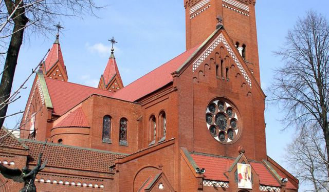 Minsk's Historical Churches Tour, Minsk