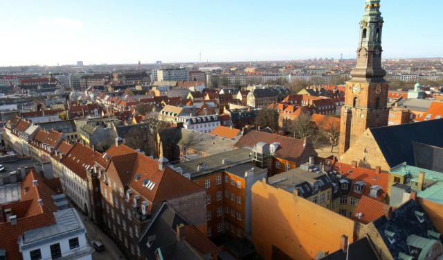 Latin Quarter Walking Tour, Copenhagen