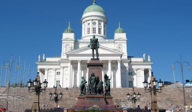 Landmarks Tour Of Helsinki Helsinki Finland