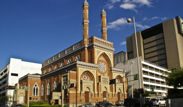Tour of Cincinnati's Religious Sites