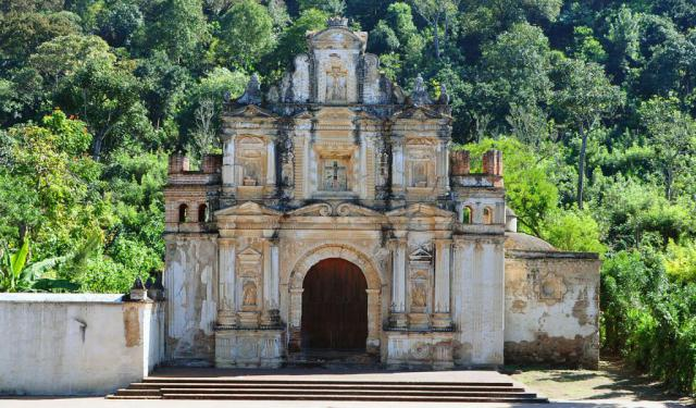 Ancient Ruins of Antigua, Antigua