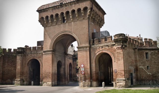 Western Bologna Walking Tour