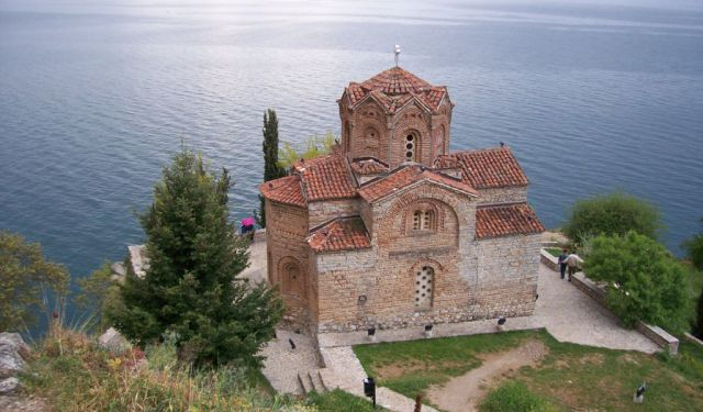 Ohrid's Remarkable Places of Worship Tour