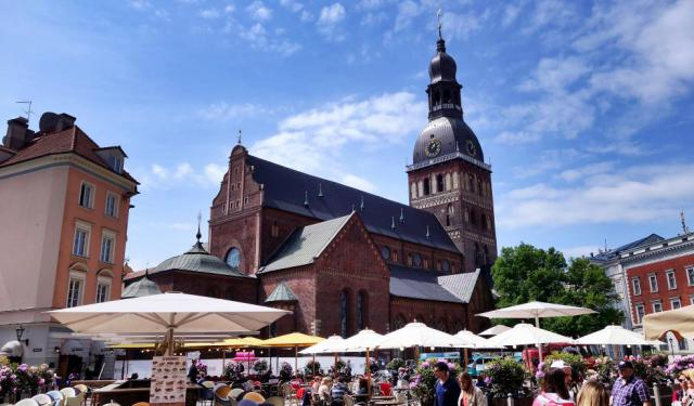 Tour of Riga's Churches and Cathedrals