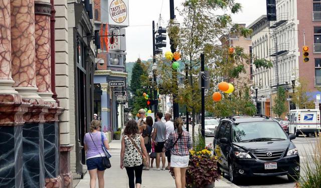 Tour of Cincinnati's Over-the-Rhine District