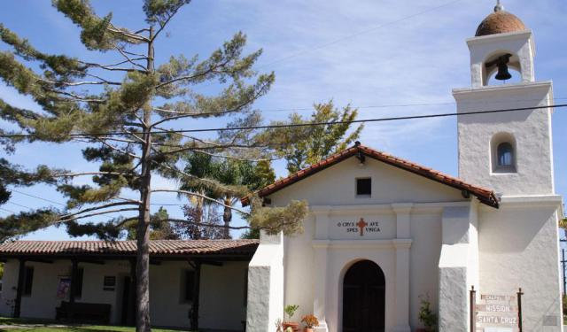 Best Known Churches in Santa Cruz, California, Santa Cruz
