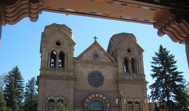 Religious Walking Tour in Santa Fe, Santa Fe