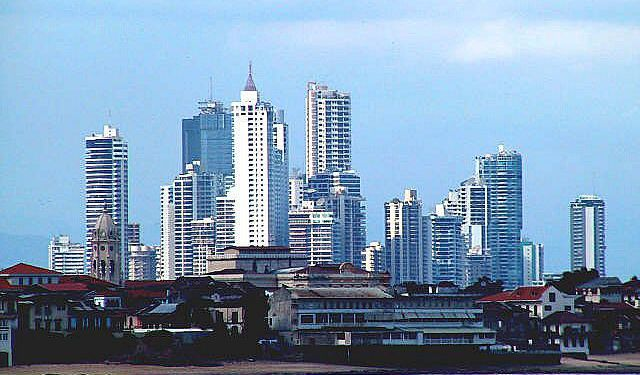 Modern Architecture in Panama City, Panama City