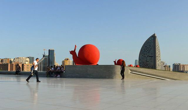Baku Art Galleries Tour