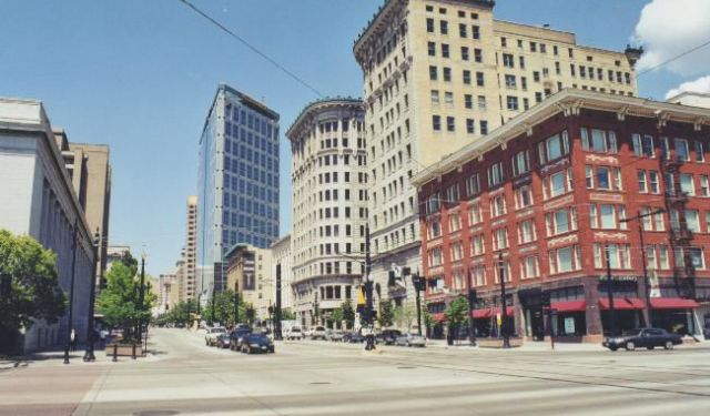 Tour of Salt Lake City's North Downtown