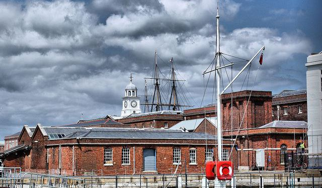Historic Dockyard Tour in Portsmouth, Portsmouth