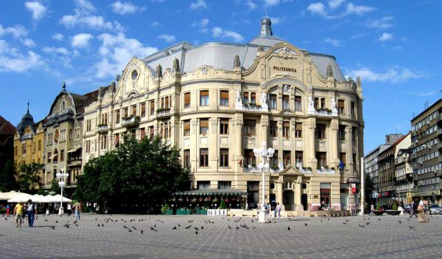 Palaces and Castles Walking Tour in Timisoara, Timisoara