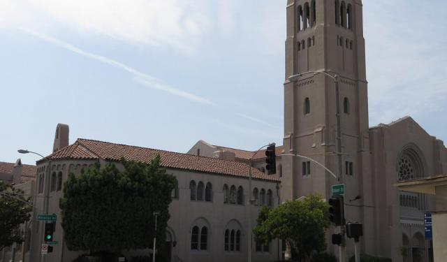 Places of Worship Tour in Pasadena