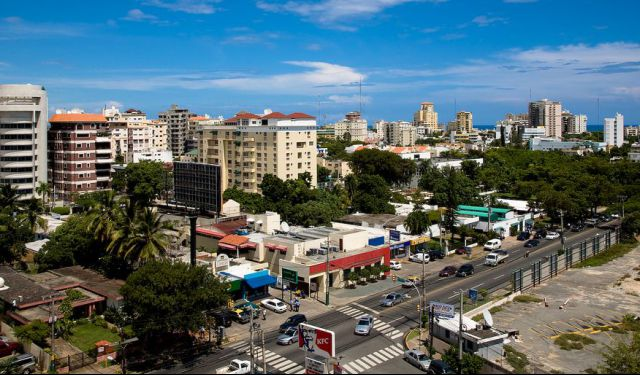 Santo Domingo - Northwest Tour, Santo Domingo