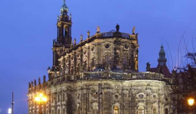 Dresden's Architectural Jewels, Dresden