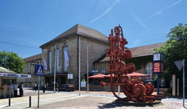 Bad Cannstatt Walking Tour, Stuttgart