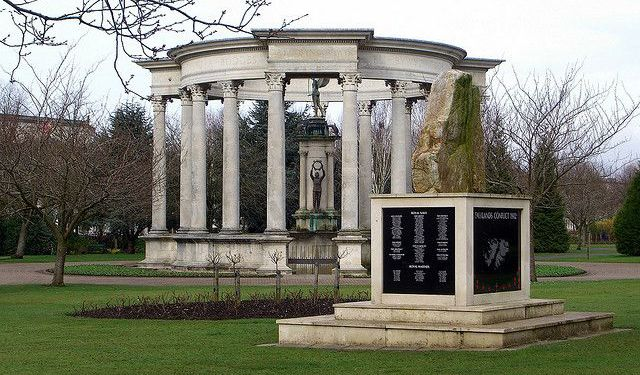 Walking Tour Around Cathays Park
