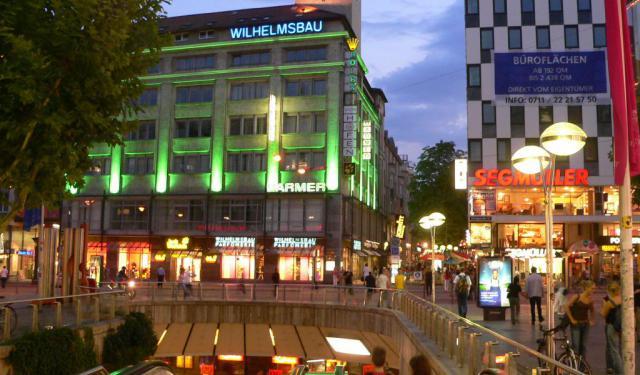 Shopping in Stuttgart Stuttgart Germany