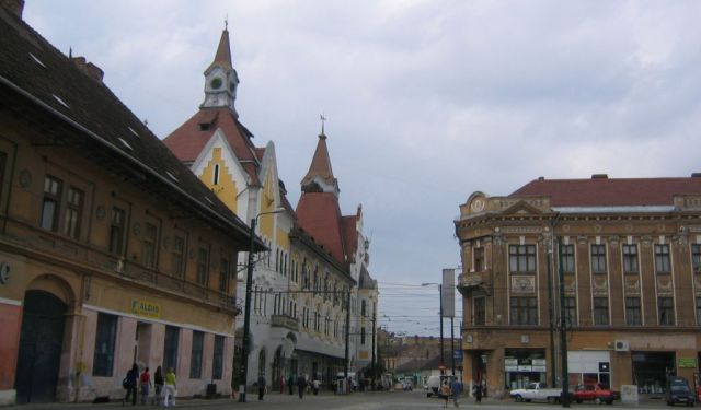 The Fabric District of Timisoara
