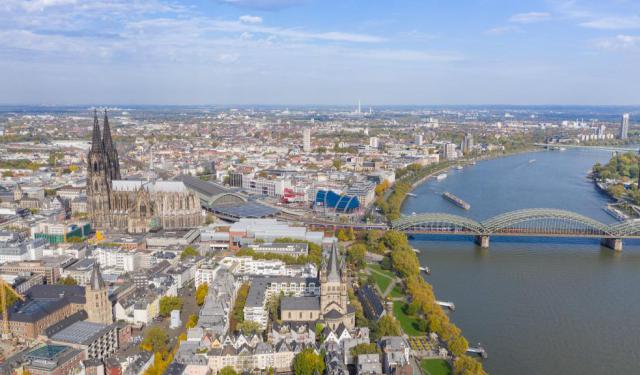 Cologne Introduction Walking Tour (Self Guided), Cologne, Germany