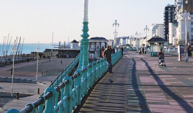 Brighton Seafront Walking Tour, Brighton