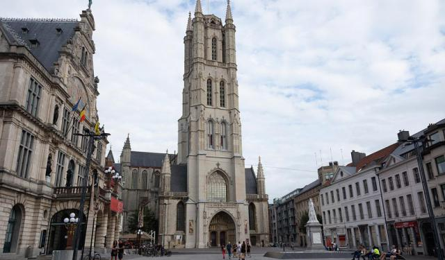 Tour of Gent's Churches