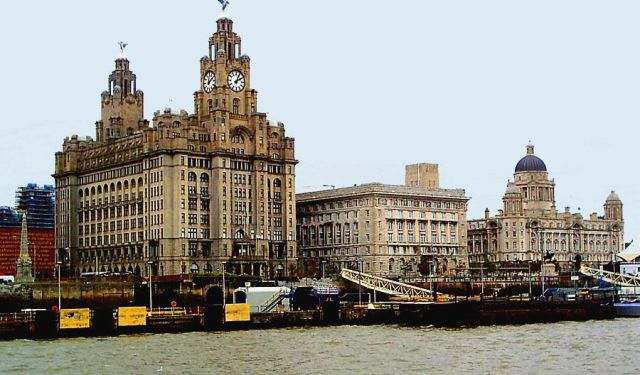 Liverpool Historical Sites Walking Tour, Liverpool
