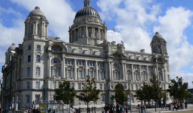 Acclaimed Architecture of Liverpool, Walking Tour