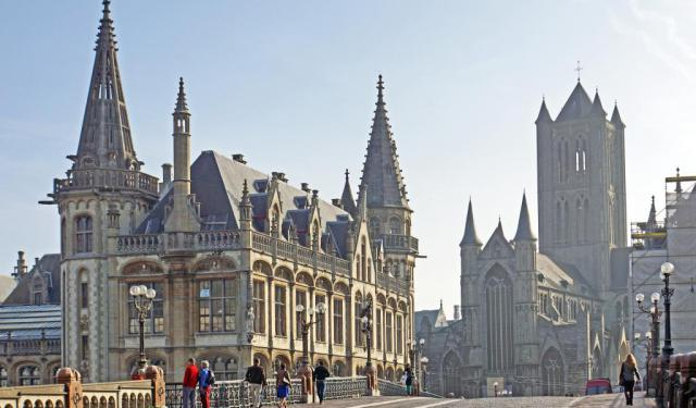 Ghent's Top Architecture, Ghent