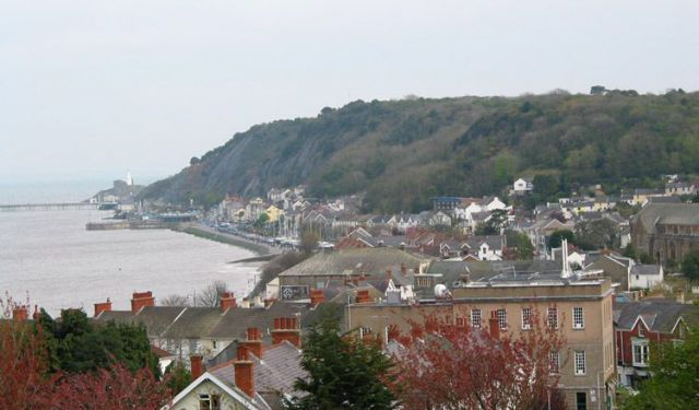 Mumbles District in Swansea, Swansea