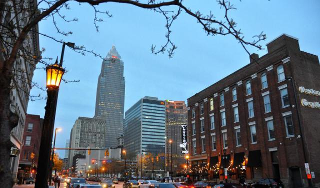 Downtown Landmarks Tour, Cleveland