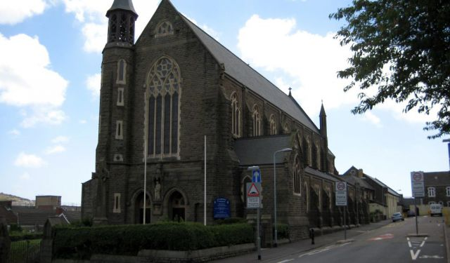 Places of Worship in Swansea
