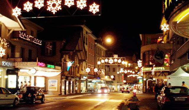 Interlaken Nightlife Walking Tour, Interlaken