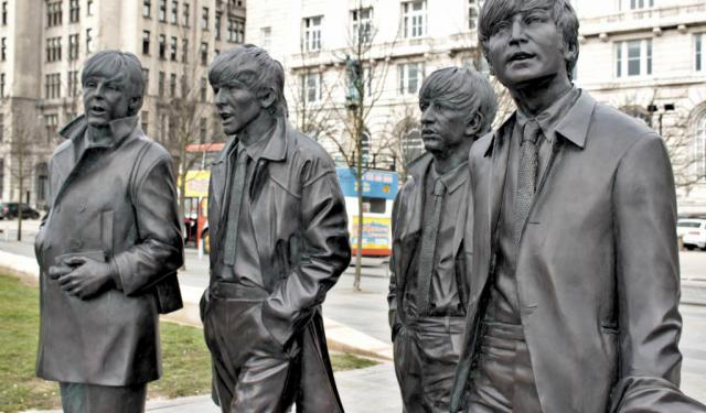 The Beatles Trail Tour in Liverpool, Part I, Liverpool