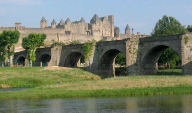Remarkable Sights of Carcassonne, Carcassonne