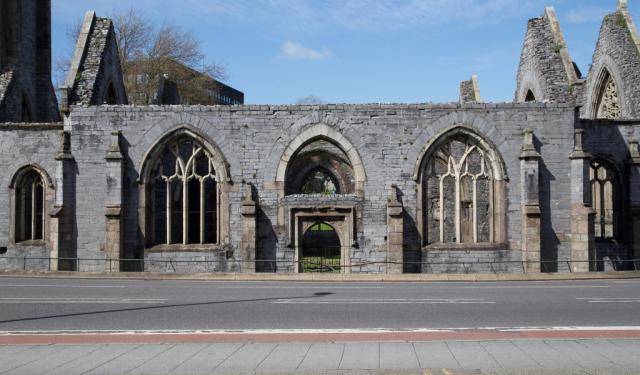 Places of Worship in Plymouth, Plymouth