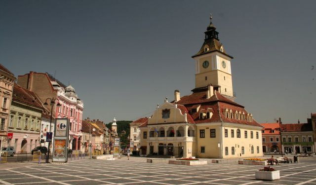 Architecture Tour in Brasov, Brasov