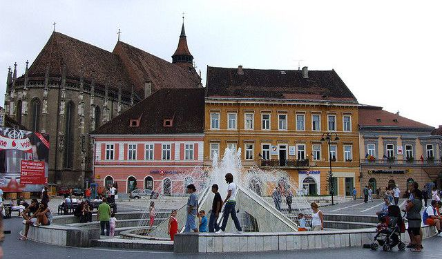 City Orientation Walk, Brasov