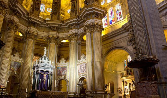 Churches in Malaga, Part II