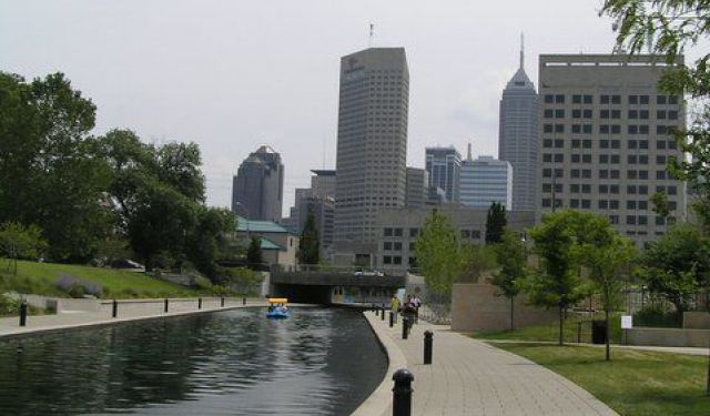 White River State Park Tour in Indianapolis, Indianapolis