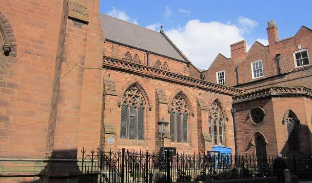Chester Historical Architectural Tour, Chester