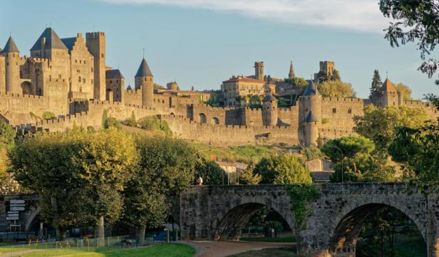 Medieval City of Carcassonne Walking Tour, Carcassonne
