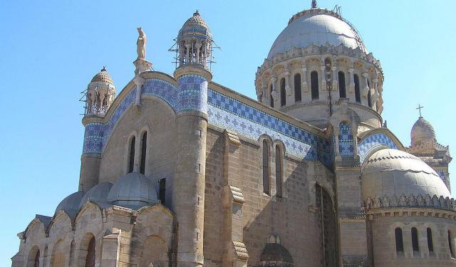 Places of Worship Tour of Alger, Alger