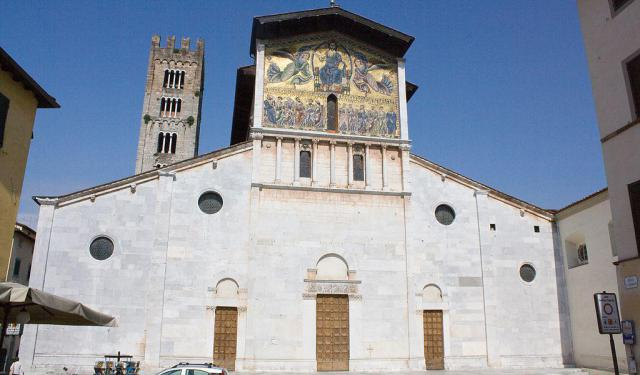 Sacred Tour in Lucca Part II, Lucca