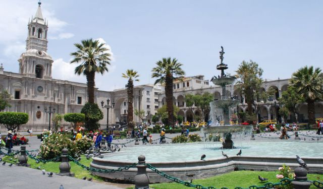 Daily Life Tour of Arequipa, Arequipa
