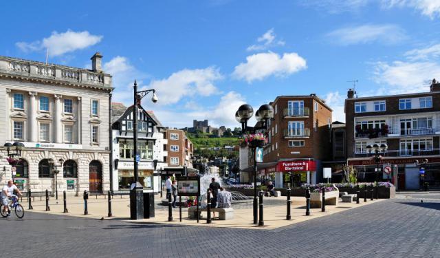 Dover Tours England