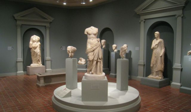Worcester Art Museums and Galleries, Worcester