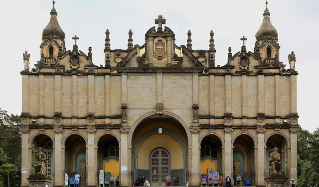 Religious Sights Walking Tour in Addis Ababa, Addis Ababa