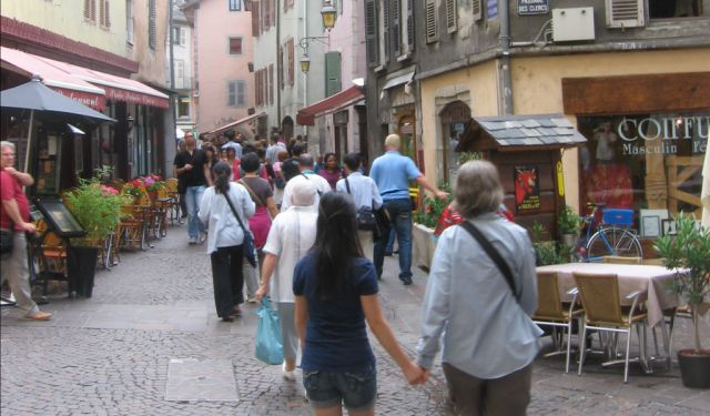 Annecy Shopping Tour Annecy France